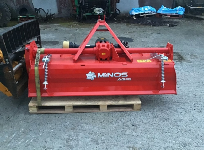 Minos 6ft Rotavator - SOLD